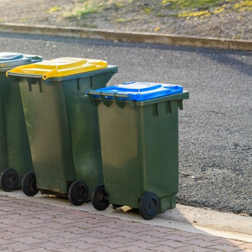 Pricing Schedule - Your Bins